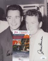 Ken Venturi & Jack Burke Signed 8x10 Photo (JSA COA) at PristineAuction.com