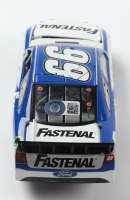 Carl Edwards Signed LE #99 Fastenal 2012 Fusion 1:24 Action Die Cast Car (Beckett COA) at PristineAuction.com