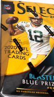 2020 Panini Select Football Blaster Box with (6) Packs (See Description) at PristineAuction.com