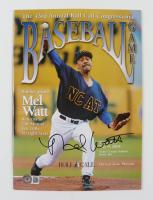 "Mel Watt Signed 2004 ""43rd Annual Roll Call Congressional Baseball Game"" Official Program (Beckett COA) at PristineAuction.com"