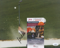 Mike Weir Signed 8x10 Photo (JSA COA) at PristineAuction.com