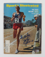 """Jim Ryun Signed 1966 """"Sports Illustrated"""" Magazine Inscribed """"Go with God"""" (Beckett COA) (See Description) at PristineAuction.com"""