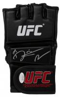 "Dustin ""The Diamond"" Poirier Signed UFC Glove (JSA COA) at PristineAuction.com"