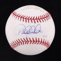 Derek Jeter Signed Limited Edition OML Custom Engraved Baseball (Steiner Hologram & MLB Hologram) at PristineAuction.com