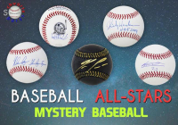 Schwartz Sports Baseball All-Stars Signed Baseball Mystery Box - Series 3 (Limited to 100) (EVERY PLAYER IS A FORMER MLB ALL-STAR!!!) at PristineAuction.com