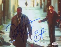 """Denzel Washington & Ethan Hawke Signed """"Training Day"""" 8x10 Photo (JSA COA) at PristineAuction.com"""