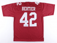 """Ryan Hurst Signed Jersey Inscribed """"Gerry"""" (JSA COA) at PristineAuction.com"""