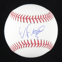 Wander Franco Signed OML Baseball (Beckett COA) at PristineAuction.com