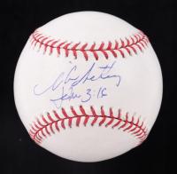 Mike Matheny Signed OML Baseball (Beckett COA) at PristineAuction.com