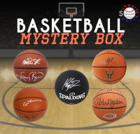 Schwartz Sports Signed Basketball Mystery Box - Series 25 (Limited to 100) (Pristine Exclusive Edition) at PristineAuction.com