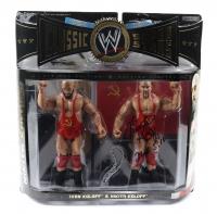Nikita Koloff Signed LE WWE Super Stars Collector Series Action Figure (Beckett COA) at PristineAuction.com