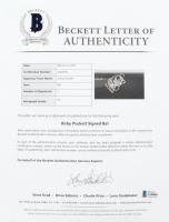 Kirby Puckett Signed Rawlings Big Stick Adirondack Professional Model Baseball Bat (Beckett LOA) at PristineAuction.com