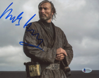 """Mads Mikkelsen Signed """"Rogue One"""" 8x10 Photo (Beckett COA) at PristineAuction.com"""