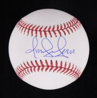 Omar Vizquel Signed OML Baseball (Schwartz COA) at PristineAuction.com