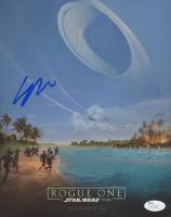 "Gareth Edwards Signed ""Rogue One"" 8x10 Photo (JSA COA) at PristineAuction.com"