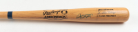 Willie Mays Signed Rawlings Player Model Baseball Bat (Beckett COA) at PristineAuction.com