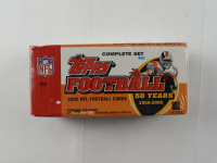 Complete Set of (440) 2005 Topps NFL Football Factory Sealed Cards at PristineAuction.com