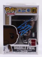 Shaquille O'Neal Signed Magic #81 Funko Pop! Vinyl Figure (Beckett COA) (See Description) at PristineAuction.com