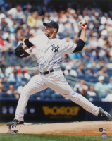 Andy Pettitte Signed Yankees 16x20 Poster (Beckett COA) (See Description) at PristineAuction.com