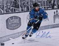 Joe Pavelski Signed Penguins 11x14 Photo (Pavelski COA) at PristineAuction.com