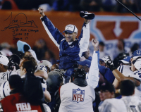 """Tony Dungy Signed Colts 16x20 Photo Inscribed """"SB XLI Champs"""" & """"Colts 29 Bears 17"""" (Steiner COA) at PristineAuction.com"""