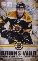 Brad Marchand Signed Bruins 11x17 Photo (Marchand COA) at PristineAuction.com