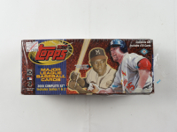 2000 Topps Series 1 & 2 Complete Set Of (478) Baseball Cards (See Description) at PristineAuction.com