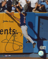 Shannon Stewart Signed Twins 8x10 Photo (Beckett COA) at PristineAuction.com