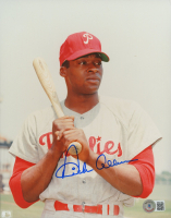 Dick Allen Signed Dodgers 8x10 Photo (Beckett COA) at PristineAuction.com