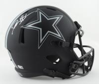 Deion Sanders Signed Cowboys Full-Size Eclipse Alternate Speed Helmet (Beckett Hologram) at PristineAuction.com