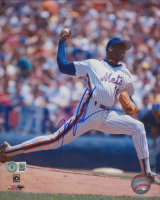 """Dwight """"Doc"""" Gooden Signed Mets 8x10 Photo (Beckett COA) at PristineAuction.com"""