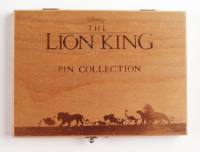 The Lion King Original Wood Box Set of (6) Pins at PristineAuction.com