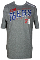 Matisse Thybulle Game-Used 2020-21 Season Los 76ers Shirt (Fanatics Hologram) at PristineAuction.com