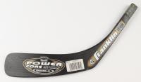 David Pastrnak Signed Hockey Stick Blade (Pastrnak COA) at PristineAuction.com