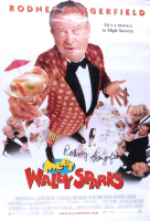 """Rodney Dangerfield Signed """"Meet Wally Sparks"""" 27x40 Movie Poster (Beckett LOA) (See Description) at PristineAuction.com"""