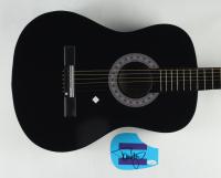 "Tommy Lee Signed 38"" Acoustic Guitar (JSA COA) (See Description) at PristineAuction.com"