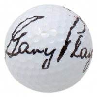 Gary Player Signed Golf Ball with Display Case (JSA COA) at PristineAuction.com
