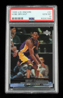 Kobe Bryant 1999-00 Upper Deck Encore #37 (PSA 10) at PristineAuction.com