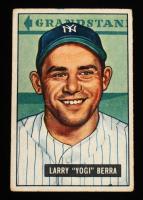 Yogi Berra 1951 Bowman #2 at PristineAuction.com