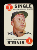 Mickey Mantle 1968 Topps Game #2 at PristineAuction.com