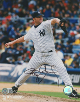 Roger Clemens Signed Yankees 8x10 Photo (Beckett COA) at PristineAuction.com