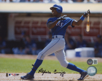 Alfonso Soriano Signed Rangers 8x10 Photo (Beckett COA) at PristineAuction.com
