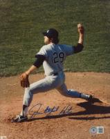 "Jim ""Catfish"" Hunter Signed Yankees 8x10 Photo (Beckett COA) at PristineAuction.com"