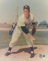 Bob Lemon Signed Indians 8x10 Photo (Beckett COA) at PristineAuction.com