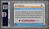 Pete Alonso 2019 Topps Chrome Update #86 All-Star (PSA 9) at PristineAuction.com