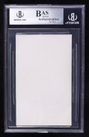 """Mother Teresa Signed 3x5 Photo Inscribed """"God Bless You"""" (BGS Encapsulated) at PristineAuction.com"""