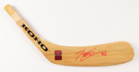 Teuvo Teravainen Signed Hockey Stick Blade (Teravainen COA & YSMS Hologram) (See Description) at PristineAuction.com