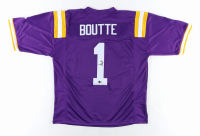 Kayshon Boutte Signed Jersey (Beckett Hologram) at PristineAuction.com