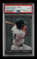 Derek Jeter 1995 Fleer Major League Prospects #7 (PSA 9) at PristineAuction.com