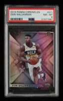 Zion Williamson 2019-20 Panini Chronicles #271 XR RC (PSA 8) at PristineAuction.com